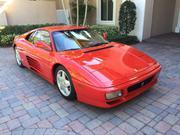 Ferrari 348 V 8 Ferrari 348 TS